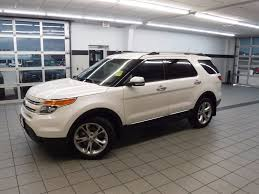 2015 used ford explorer 4wd 4dr limited at landers ford serving
