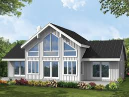Big House Plans by Big Window House Plans Let Natural Light In 4 Bedroom House Plans