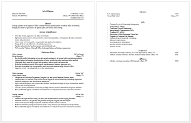 Executive Assistant Job Resume by Administrative Assistant Resume Objective Httptopresumeinfo