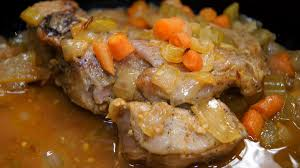braised pork country style ribs pork recipes lgcm