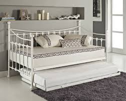 day bed trundle project bedroom daybed trundle white greek day bed