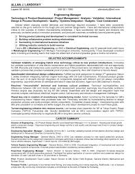 mechanical engineer resume examples validation engineer resume sample free resume example and validation specialist sample resume how to format a business resume excellent engineering management resume example with