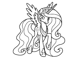 My Little Pony Colouring Pages Printable My Little Pony Coloring Pages 317 My Little Pony