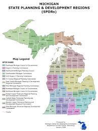 Us Map Michigan by Community Motive