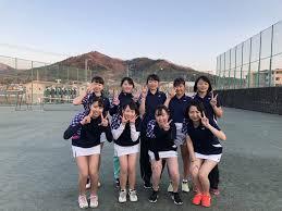 ソフトテニス 高校 女子 ソフトテニス女子 明豊高校 九州王者として全国に挑む オー ...