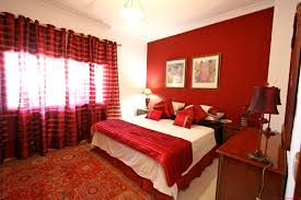 red bedroom walls decorating ideas red wall bedroom design red