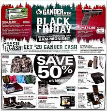 whens black friday on amazon gander mountain black friday 2017 ads deals and sales