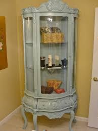 Oak Curio Cabinet Curio Cabinet Lighted Curio Corner Cabinet Best Images On