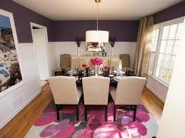 awesome purple dining room ideas in home designing inspiration