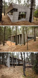 Modern Concrete Home Plans And Designs Best 25 Concrete Houses Ideas Only On Pinterest Forest House