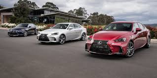 lexus vehicle prices lexus is model range pricing and specs new looks and more kit for