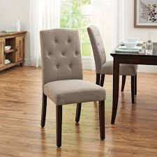 dining room foxhunter new linen fabric dining chairs roll top