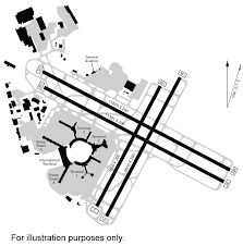 Map Of Detroit Metro Airport by Nextgen U2013 San Francisco International Airport