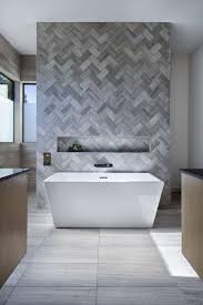 Tile Design For Bathroom Best 25 Herringbone Tile Ideas On Pinterest Herringbone Master