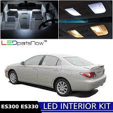 app para lexus amazon com ledpartsnow 2002 2006 lexus es300 es330 led interior
