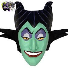 halloween costume mask disneyland paris disney villains latex rubber u0026 fabric halloween