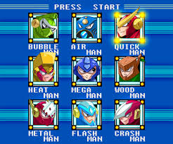 MM2 Select Screen