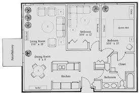 2 Bedroom 1 Bath Floor Plans Floor Plans Rivers Edge Apartments Munz Apartments Green Bay