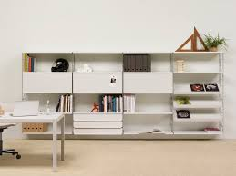 White Bookcase With Drawers by Interior Design Enchanting White Walmart Bookshelves With