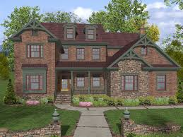 Two Story Craftsman House Plans Draketown Craftsman Home Plan 013d 0152 House Plans And More