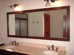 bathroom cabinets atlanta glass big bathroom mirrors framed wall
