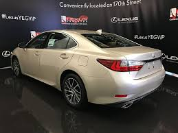 lexus sedan packages new 2017 lexus es 350 touring package 4 door car in edmonton