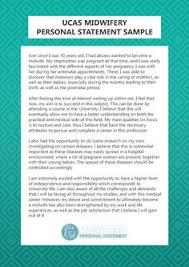 Personal Statement for Graduate School Application   bio org