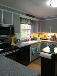 painted my very plain kitchen cabinets easy with dixie belle