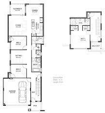 4 creativity and flexibility define narrow lot house plan styles