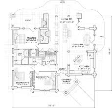 52 open floor plans log home with plans cabin plans with loft log