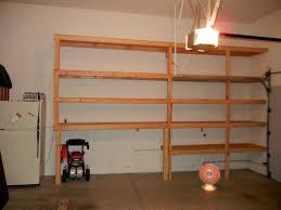 Building Wood Shelves For Storage by Diy Garage Shelves From Ceiling Diy Pinterest Diy Garage