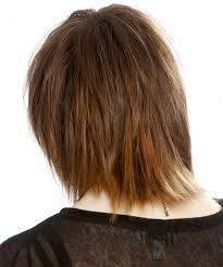 short layered hairstyles front and back view simple
