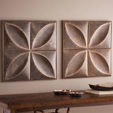 decorative iron wall art panels vivaterra