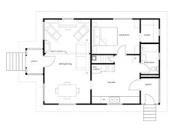 Free Software To Create Floor Plans by Draw House Floor Plan Software Plans Sketchup Laferida Com