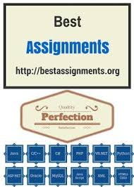 Best Assignments on Twitter