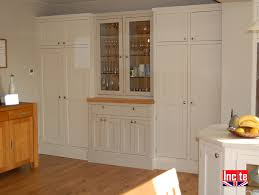 bespoke two tone handmade painted kitchen by incite derby