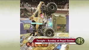 monster truck show tucson monster jam meet the driver of scooby doo fox31 denver