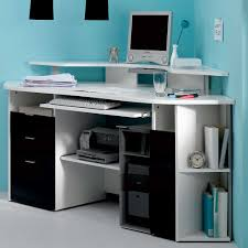 white acrylic computer desk traditional table lamp minimalist
