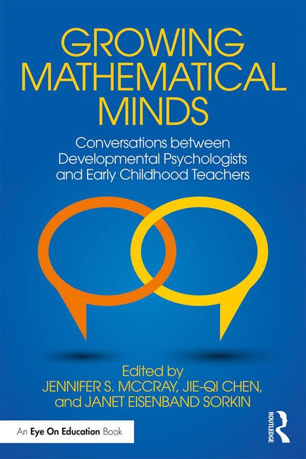 Rezultat iskanja slik za Growing mathematical minds : conversations between developmental psychologists and early childhood teachers