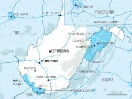Map Of West Virginia Counties Fortune 500 Mckesson Is Feeling The Pain Fortune