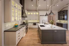 Gray Color Schemes For Kitchens by 27 Luxury Kitchens That Cost More Than 100 000 Incredible