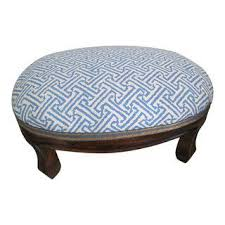 Footstools Ottomans by Ottomans Unique Pieces Ready To Ship Today Chairish