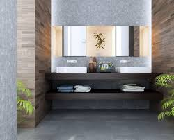 Modern Walnut Bathroom Vanity by Modern Bathroom Vanities White Ceramic Tile Wall White Ceramic
