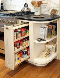 Kitchen Cabinets With Pull Out Shelves by Pull Out Spice Racks For Kitchen Cabinets Kitchen Cabinets