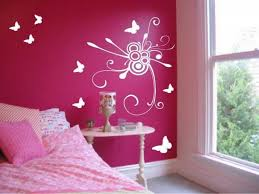 Bedroom Wall Ideas by Creative Bedroom Wall Art Sticker Ideas Beautiful Bedrooms