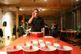 Beer Pong Shots & What They Say About You