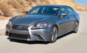 lexus gs used review 2013 lexus gs350 awd gs350 f sport test u2013 review u2013 car and driver