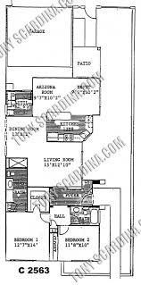 Sun City West Az Floor Plans Corte Bella Floor Plans