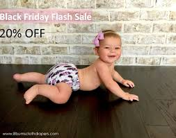 diapers com black friday black friday flash sale lil bums cloth diapers