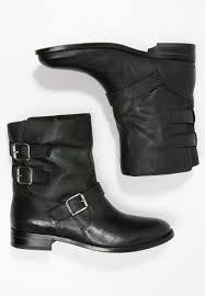 womens black leather biker boots belstaff 554 belstaff beddington cowboy biker boots black